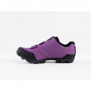 Buty BONTRAGER Foray womens fiolet Lotus