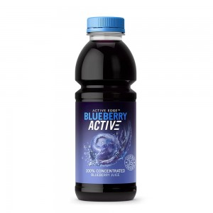 Koncentrat blueberry active 475 ml borówka