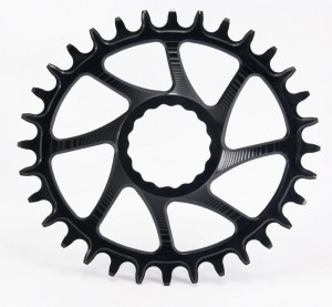 Tarcza GARBARUK Race Face chinch DM oval 34T boost