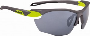 Okulary ALPINA Twist Five ceramic miroor neon S3