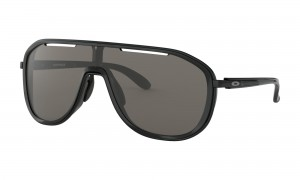 Okulary OAKLEY Outpace black grey OO4133-0126