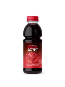 Koncentrat wiśnowy Cherry active 475 ml